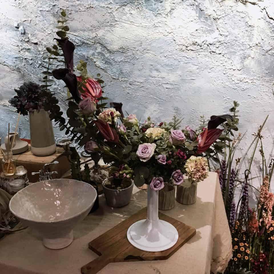 乾燥花花藝佈置|HUE詼-乾燥花藝設計