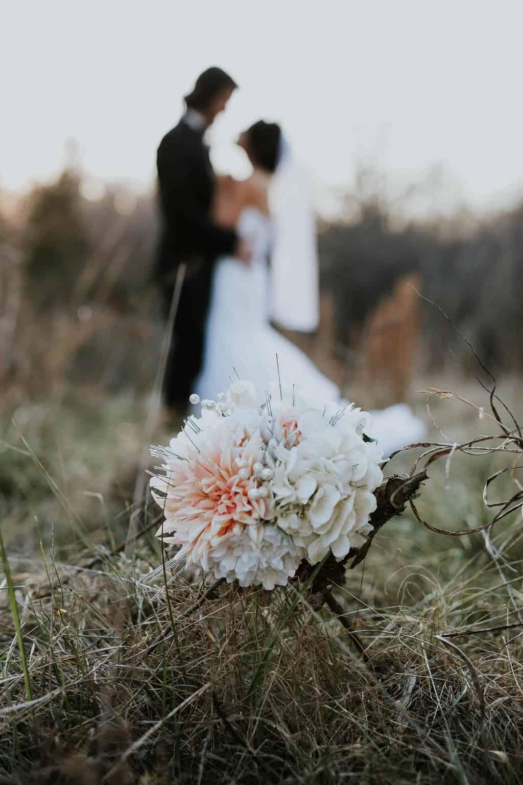 新娘捧花 - HUE詼|乾燥花藝設計