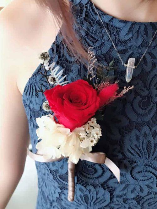 胸花|HUE詼 - 乾燥花藝設計