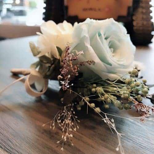 胸花 HUE詼 - 乾燥花藝設計