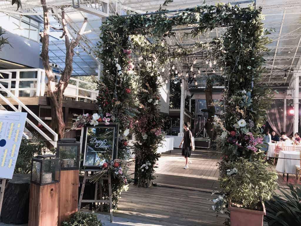 婚禮佈置 |HUE 詼乾燥花藝設計