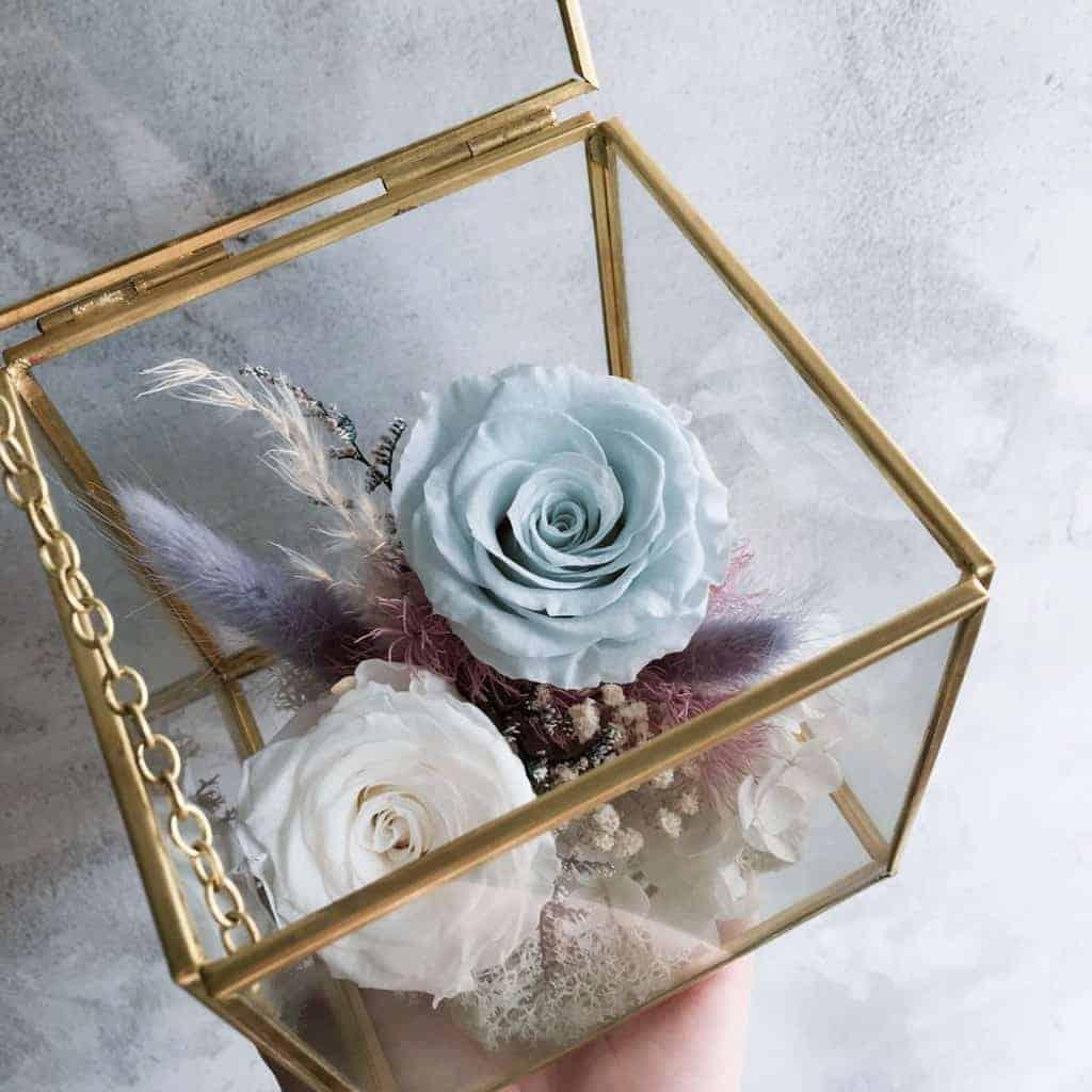 射手座生日禮物|HUE詼-乾燥花藝設計