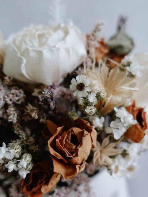 12星座系列【巨蟹座盆花】-乾燥花/專屬生日禮物