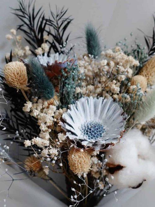 12星座系列【金牛座星座花束】-乾燥花/專屬生日禮物