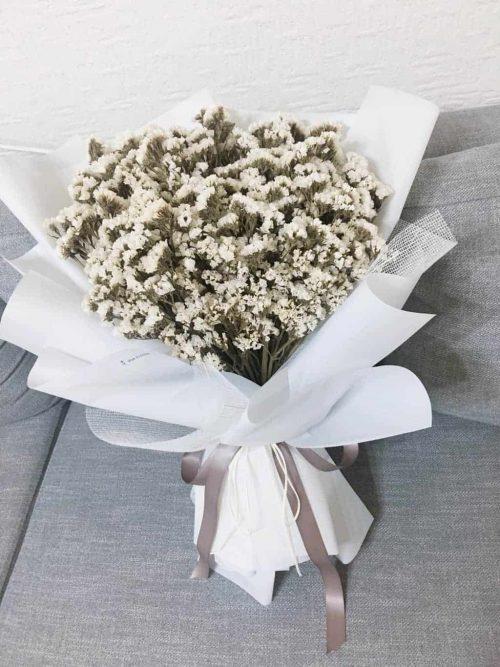 大型求婚花束【愛】- 乾燥花求婚花束、永生花求婚花束
