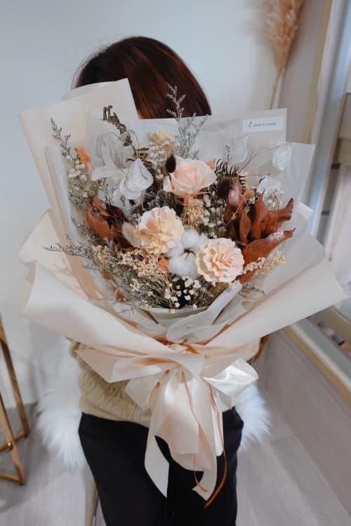 求婚花束【橙花】- 典禮贈花、定情花束