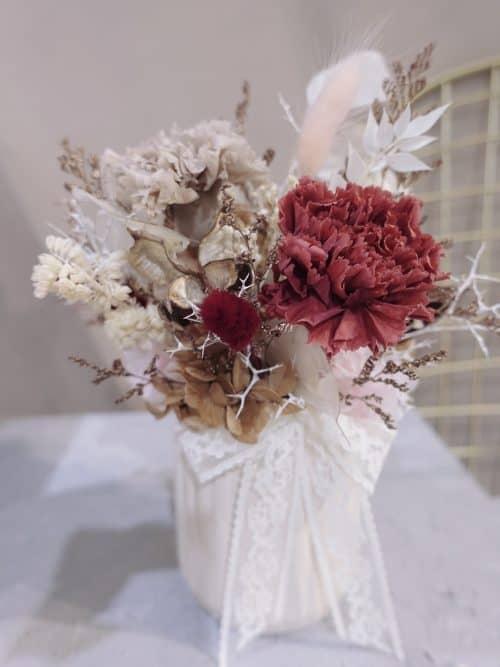 母親節花禮【最愛】- 永生花 / 桌花設計